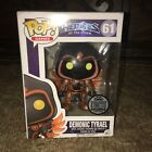 Funko Pop! Games Heroes of the Storm Demonic Tyrael Blizzard Limited Edition