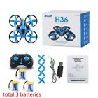H36 Mini Drone RC Drone Quadcopters Headless Mode One Key Return RC Helicopter