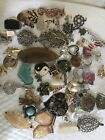 Charms lot mixed Metal Silver Gold Brass Tone Vintage To Now Pendants 40+ Pcs