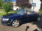 2007 Audi A4 Quattro Convertible for $5800 dollars
