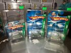 Hot Wheels 2008 Treasure Hunt Super LOT OF 3 + Regular Rockster w Case