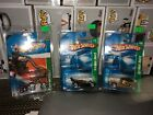 2008 HOT WHEELS SUPER TREASURE HUNT lot of 3 OCC Splitback Drift King Qombee