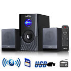 BeFree SOUND 21 CHANNEL SURROUND SOUND BLUETOOTH SPEAKER SYSTEM USB SD FM RADIO
