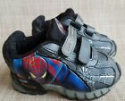 Toddler Boys SPIDER MAN 2 Tennis Shoes Sneakers Size 6