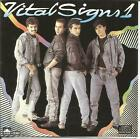 Vital Signs 1 CD RARE 1989 Serengeti Sirocco Release Made in France  SIR CD 015
