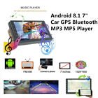 Android 81 7 2 DIN Car GPS Bluetooth Stereo Radio FM MP3 5 Player 1024  600