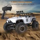 Remo hobby 2.4G 1/10 RC 4WD ORV Brushed Rock Crawler OPEN-TOPPED JEEPS