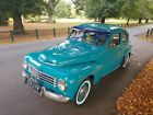 1954 Ultra rare volvo PV444 sports 2 door coupe hot rod Beautiful classic car