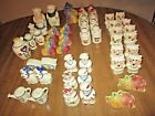 Shawnee Pottery Salt  Pepper Shakers  Your Choice