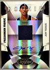 09-10 Panini Certified Jeff Teague NBA ROOKIE JERSEY AUTO #269 399 2009 2010