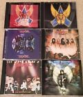Angel lot of 6 cds Live Without a Net & Punky Meadows Fallen Angel