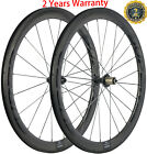 50mm 700C Full Carbon Fiber Wheelset Road Bike Wheels For Shimano Campagnolo