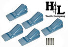 2ah Hl Original 2a Fab Bucket Tooth 5 Pack Made In Usa Select Pins 2ahx