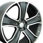 20 Rims Fit Land Rover Range Rover Gunmetal Wheels 72221