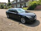 2008 BMW 5 Series 520D M SPORT E60 AUTOMATIC SALOON DIESEL FULL SERVICE HISTORY