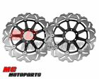 US Floating Front Brake Rotors Fit ST4 996 S YZF 750R TUONO 1000 Breva 850
