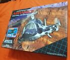 Aoshima Airwolf 1 48 Scale Diecast Aircraft Metallic Black