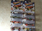 2013 Hotwheels Holiday Rods Complete set of all 8 cars