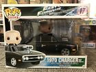 Funko Pop Rides # 17 1970 Charger Dom Toretto Fast And Furious