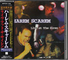 HAREM SCAREM / LIVE AT THE SIREN JAPAN CD OOP W/OBI +2B/T