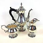 Roby Sterling Silver Coffee Service
