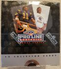 NEW Factory Sealed 1991NFL Pro Line Portraits Signet Series FOOTBALL CARDS BOX