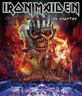 NEW IRON MAIDEN - THE BOOK OF SOULS: LIVE CHAPTER -CONCERT FILM Bluray ##Hu