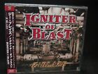 Z:BLAZE Igniter Of Blast JAPAN CD Tokyo, Japan Heavy Metal/Hard Rock !