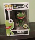Funko Pop Disney The Muppets Kermit the Frog SDCC Exclusive 2013 LE 480