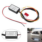 1x Automatic Car LED Daytime Running Light Controller Module DRL Relay Kits New