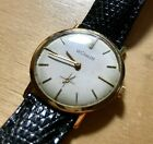 18k Gold Jaeger-LeCoultre Vintage Manual Wind Watch 1940's