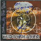 WIDOWMAKER  Stand By for Pain CD 1998 CMC Signed Autographed Dee Snider