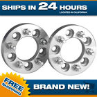 2pcs 15 Jeep 5x5 Wheel Spacers Adapters Wrangler Grand Cherokee WJ WK XK JK 2