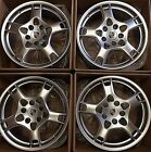19 PORSCHE LOBSTER 911 996 BOXSTER CAYMAN WHEELS RIMS 67555297 27324 SET 4 OEM