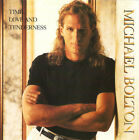 Michael Bolton ‎– Time, Love And Tenderness (Columbia CSK 73889 PROMO CD Single)