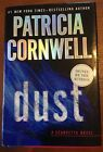 SIGNED Kay Scarpetta DUST Bk 21 by Patricia Cornwell 2013 Hardcover