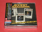 2018 JAPAN 2CD + DVD ALCATRAZZ PAROLE DENIED TOKYO 2017  with Bonus Track