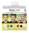 Snazaroo Face Painting Activity Book Lot Of 2 FREE Priority Shipping