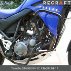 Recraft Yamaha XT660X 04-17, XT660R 04- Crash Bars Engine Guard Frame Protector