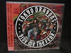 TOKYO DRAGONS Give Me The Fear + 3 JAPAN CD The Quireboys U.K. Hard/Rock N Roll