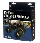 Binocular Wide Angle 10x 50mm High Quality Lenses Eyecup Diopter Large Gift NEW