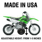 Kawasaki KLX110 KIDS TRAINING WHEELS ONLY Kawasaki KLX 110 motorcycle ALL YEARS