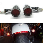 Motorcycle Turn Signals Brake Lights LED Indicators Blinker For Harley-Davidson