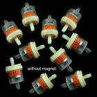10pcs Universal Inline Gas Fuel Filter 6MM-7MM 1/4