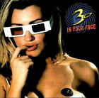 3D IN YOUR FACE 3D In Your Face CD 7 tracks FACTORY SEALED NEW 2002 3DIYF USA