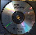 MORRISSEY Tomorrow PROMO CD SINGLE Your Arsenal THE SMITHS Ronson PRO-CD-5649