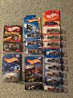 Hot Wheels Lot of 13 Blast Lanes And 3 OCC Choppers Treasure Hunt+RLC Included