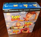The Complete Toy Story Collection Blu rayREGION FREE 4 Disc SetNEW Free S