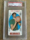 1969 Topps Lew Alcindor Kareem Abdul Jabbar Rookie card RC #25 PSA 8 HIGH END