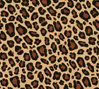 LEOPARD SPOTS Tissue Paper for Gift Wrapping 20x30 Sheets Animal Print Safari